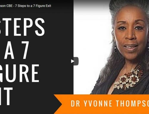 7 Steps to a 7 Figure Exit