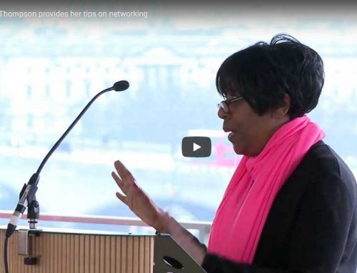 Networking Tips from Dr. Yvonne Thompson CBE