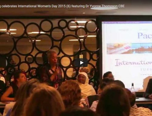 Paceworking celebrates International Women's Day 2015 (6) featuring Dr Yvonne Thompson CBE