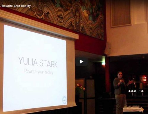 Yulia Stark – Rewrite Your Reality